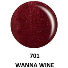 Dnd Duo Color Chart Dnd Duo Gel Pack G701 Wanna Wine 1 Gel Polish 0 47 Oz 1 Lacquer 0 47 Oz In Matching Color 23615701