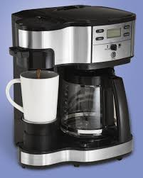 Coffee Maker K Cup And Pot Hamilton Beach Coffee Makers Hamilton Beach Flexbrew 49997r