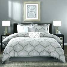 silver bedding king size grey bedding sets king silver bedding sets king gray comforter sets king