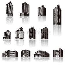 建物 立体図形の写真イラスト素材 Xf3455182859 ペイレスイメージズ