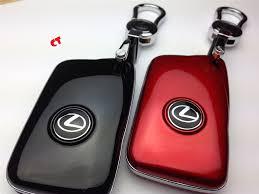 lexus premium key fob holder