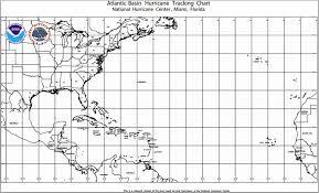 Atlantic Basin Hurricane Tracking Chart National Hurricane Center Miami Florida Tracking Season Is Coming