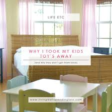 what to do with too many toys behavior management raising kids disciplining children
