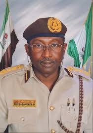 news muhammed babandede mfr has been appointed the comptroller general of the ia immigration service by the president commander in chief of the armed