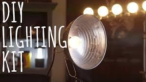 Diy Light Kit Budget Diy Pro Lighting For Professional Videos Editmate