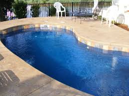 fiberglass pool coping paver vs cantilevered concrete quick comparison