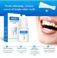 <b>EFERO Teeth Whitening Essence</b> Powder Removes Plaque Stains ...