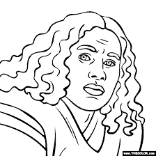 Small Picture Troy Polamalu Coloring Page Pittsburgh Steelers Coloring Pages