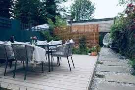 my london garden transformation part 2