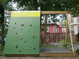 build a combination swing set