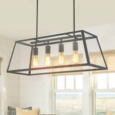 retro rustic wrought iron black chandelier light rectangle loft within vintage black chandelier glass lighting