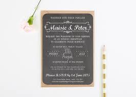 Wedding Invitatiins Wedding Invitations Rustic Wedding Invites Norma Dorothy