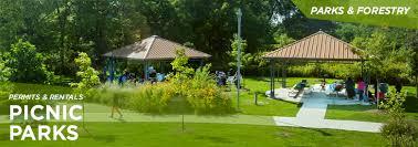 Mississauga Ca Residents Parks Picnic Parks