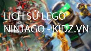 LEGO Ninjago là gì? Lịch sử phát triển của LEGO Ninjago - Đồ Chơi Trẻ Em  Nhập Khẩu Cao Cấp