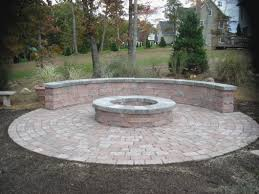 spectacular paver patio designs with fire pit j45s about remodel