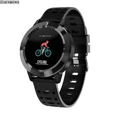 SENBONO <b>CF58 Smart watch</b> IP67 waterproof Fitness tracker Heart ...