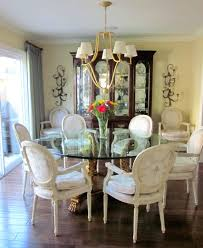 home goods dining table contemporary bench love this before after intended for plan 2