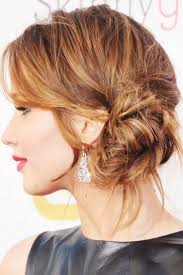 Different Bun Hairstyles 25 Best Ideas About Side Bun Updo On Pinterest Easy Side Updo
