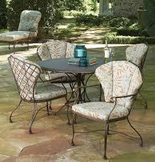 wrought iron patio furniture patio