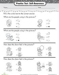 Kindergarten Science Worksheets & Free Printables | Education.comScience. Worksheet. Senses and Feelings