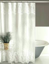 cotton fabric shower curtains a sheer shower curtain fabric shower pics off white sheer shower curtain cotton fabric shower curtains