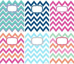 Printable Binder Cover 1 Chevron Binder Cover Printable Templates Updrill Co