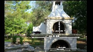 Barbecue Da Esterno In Pietra : Come costruire un camino in giardino con poca spesa