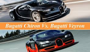 It comes in a variety of styles, but it's only the super sport (which, as its name suggests, is built for pure speed) which makes in on. Bugatti Chiron Vs Bugatti Veyron Top Speed