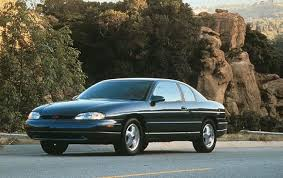All Chevy 98 chevy monte carlo : 1998 Chevrolet Monte Carlo - Information and photos - ZombieDrive