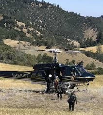Overdue hiker located in San Rafael Wilderness after two-day search | Local  News | santamariatimes.com