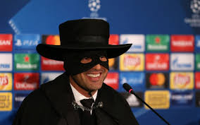 Zorro joke comes full circle as Paulo Fonseca seeks to beat Man City in  style