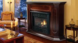 image of vent free gas fireplaces home depot