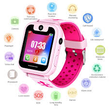 <b>2019 New Smart watch</b> LBS Kid SmartWatches Baby Watch for ...