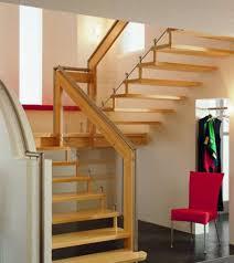 Modern stair rails - glass