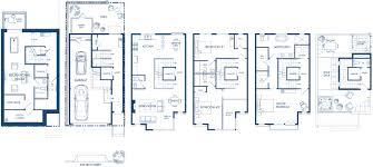 4 Bedroom Townhouse Floor Plans  NrtradiantcomTownhomes Floor Plans
