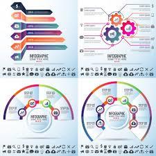 Charts Background Sign Icon Pie Finance Vector Premium
