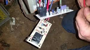 how to replace goodman fan control board youtube Goodman Defrost Board Wiring Diagram Goodman Defrost Board Wiring Diagram #36 goodman defrost control board wiring diagram