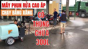 Máy rửa xe chạy xăng Lutian 3WZ-300T 15HP – Savimax.vn