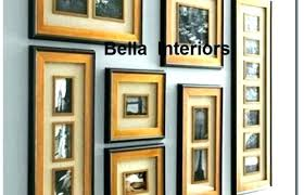large collage picture frames for wall large collage frames design and decor medium size multi picture large collage picture frames