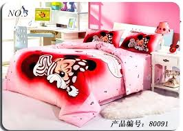 mickey mouse twin bed in a bag mouse bedding sets kids print bedding set bedclothes mickey