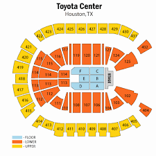 Toyota Center Concert Seating Chart Best Of Toyota Center Concert Seating Chart With Seat