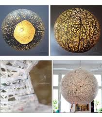 diy lighting design. newspaper lamp diy lighting design