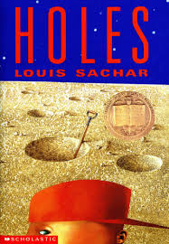 holes discussion guide scholastic card image holes by louis sachar