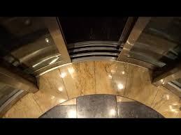 cylindrical thyssenkrupp elevator cosmopolitan chandelier bar las vegas nevada