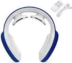 QGPWHLS EMS <b>Smart Electric Neck And</b> Shoulder Massager Pain ...