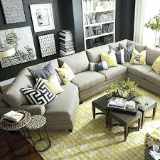 sectional sofa for small living room extensive sectional sofa ideas small living room light grey modern