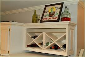 ... Charming Corner Wine Rack Cabinet Design: Luxury Wine Rack Cabinet  Ideas ...