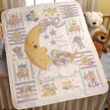 crossstitch baby girl blankets | Janlynn Butterfly Quilt Stamped ... & crossstitch baby girl blankets | Janlynn Butterfly Quilt Stamped Cross  Stitch Baby Blanket Kits | Baby quilts | Pinterest | Cross stitch baby, ... Adamdwight.com