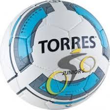 <b>Мяч футбольный TORRES Junior</b> 5, <b>4</b>, 3