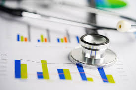 Investment Charts And Graphs Stethoscope Charts And Graphs Spreadsheet Paper Finance